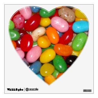 Just The Jelly Beans Wall Decal