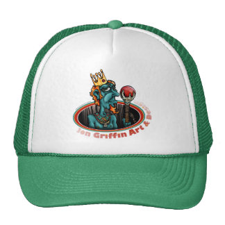 Just the King - Customized Mesh Hat