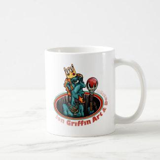 Just the King Coffee Mug