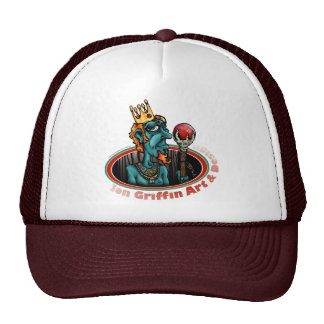 Just the King Trucker Hat