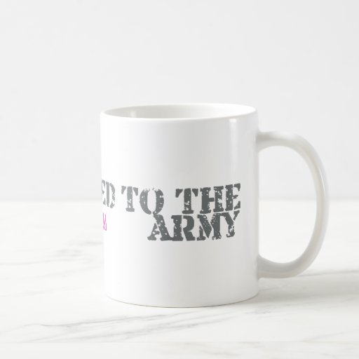 Just The Mistress - Army Classic White Coffee Mug