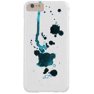 Just the Splatter blue case