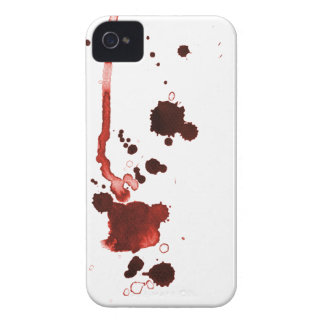 Just the splatter iPhone 4 case