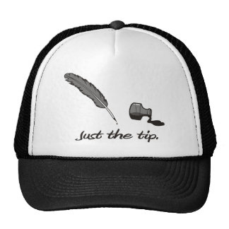 JUST THE TIP HATS