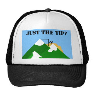 JUST THE TIP MESH HATS