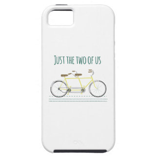 Just the two of us iPhone SE/5/5s case