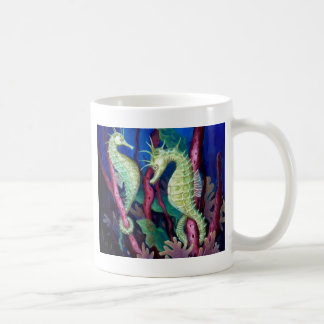 Just The Two Of Us - Seahorse Art Coffee Mug