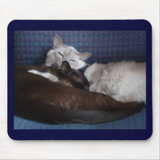 Just the Two of Us - Version 2 Mouse Pad