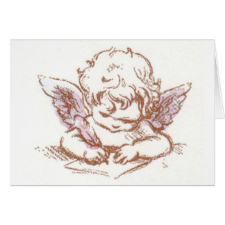 """""""Just thinkin' of you..."""" Greeting Cards"""