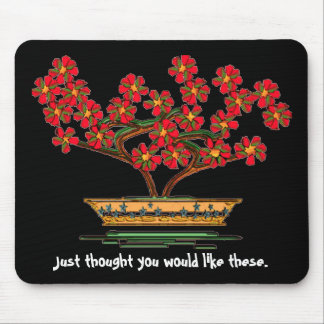 Just thought you would like these. mouse pad