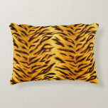 Just Tiger Accent Pillow
