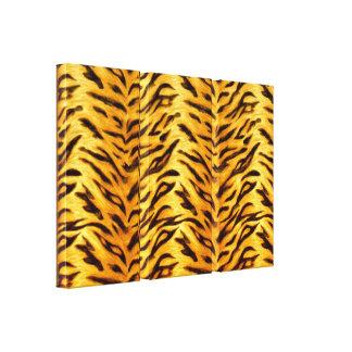 Just Tiger Canvas Print