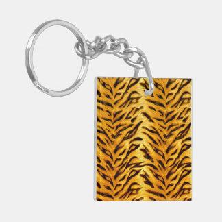 Just Tiger Keychain