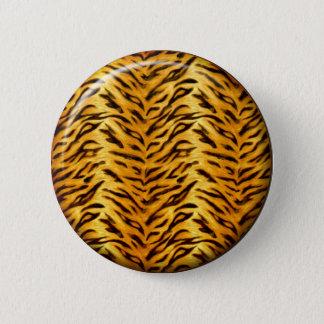 Just Tiger Pinback Button