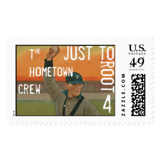 Just To Root 4 The Hometown Crew Stamps