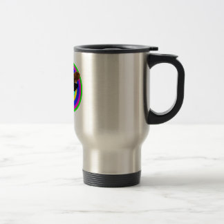 Just too cool travel mug