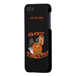 Just Too Cute Rottweiler Puppy Accompanied by Papa Cover For iPhone SE/5/5s
