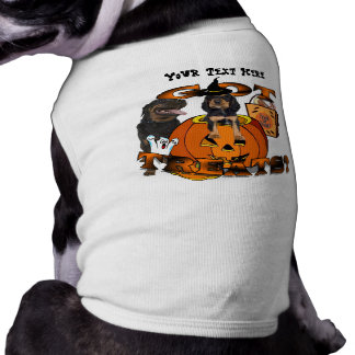 Just Too Cute Rottweiler Puppy Accompanied by Papa Shirt