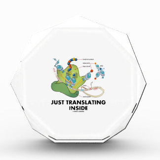 Just Translating Inside (Protein Synthesis) Award