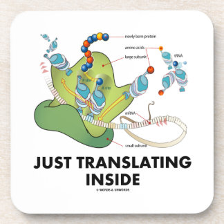 Just Translating Inside (Protein Synthesis) Coaster