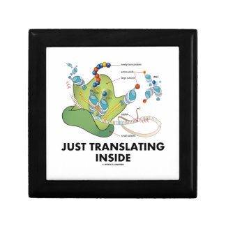 Just Translating Inside (Protein Synthesis) Gift Box