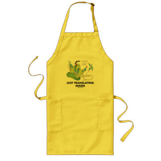 Just Translating Inside (Protein Synthesis) Long Apron
