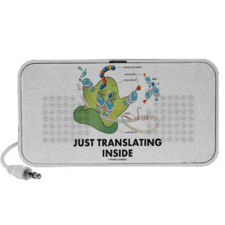 Just Translating Inside Protein Synthesis Portable Speaker