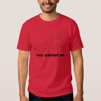 Just Trust Me (Oxytocin Mammalian Hormone) Dresses