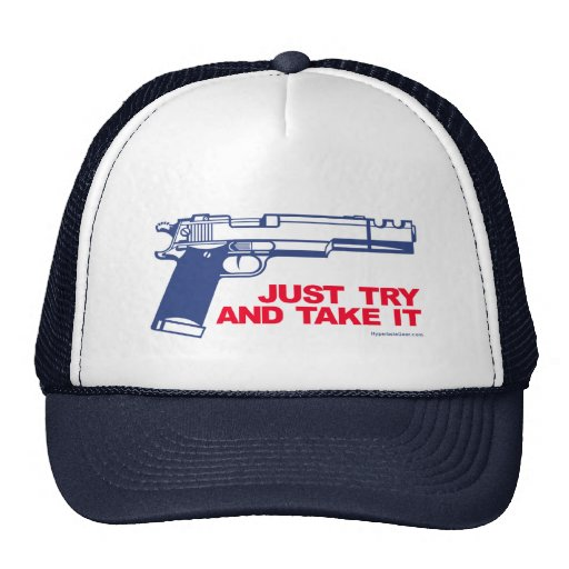 Just Try and Take It hat