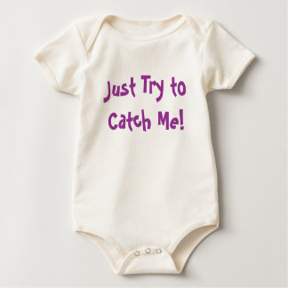 Just Try to Catch Me! Romper
