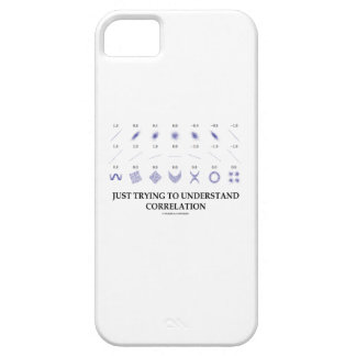 Just Trying To Understand Correlation iPhone SE/5/5s Case