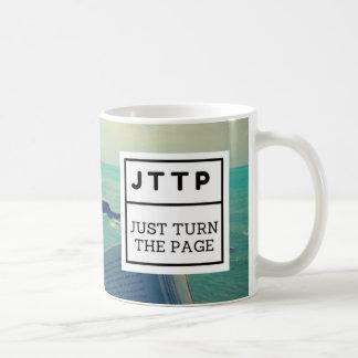 Just Turn the Page Mug