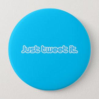 Just tweet it button