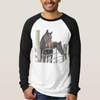 Just us Horses T-Shirt