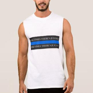 Just Us Sleeveless T-Shirt