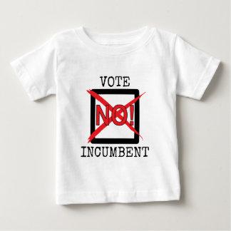 Just Vote No! Baby T-Shirt