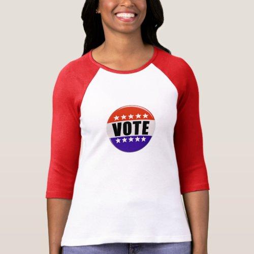Just Vote T_Shirt