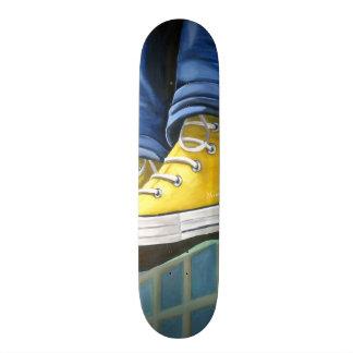 Just waiting Skate Board
