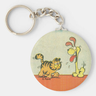 Just Walking By, keychain
