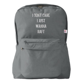 Just Wanna Raft Backpack
