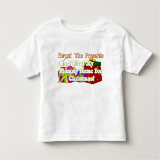 Just Want Mommy Toddler T-shirt