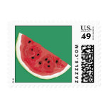 Just Watermelon Postage Stamp