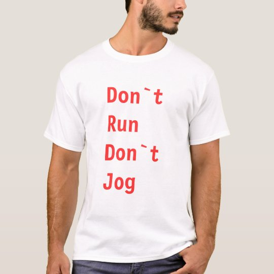 Just WOG It T-Shirt