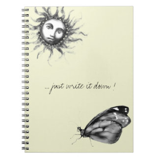 … just Write it down! Notebook