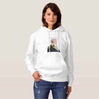 Just you Wait Elizabeth Warren Hooded Sweatshirt
