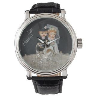 """""""justamente married"""" by mysteryella relojes de pulsera"""
