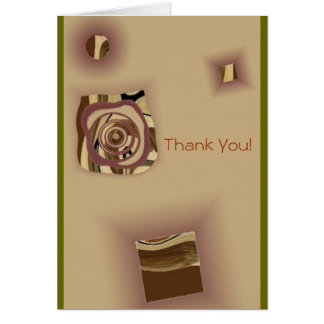 justbecause3, Thank You! Card