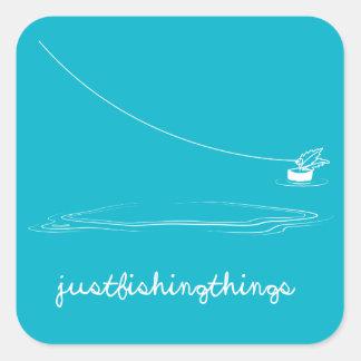 JustFishingThings Sticker