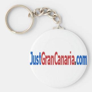 JustGranCanaria Keychain