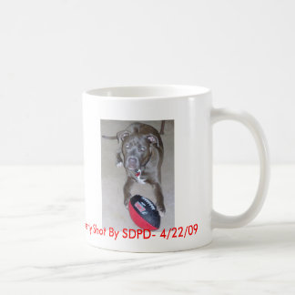 Justice 4 Tyson Coffee Mug